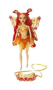 Barbie Fairytopia Magic of The Rainbow Sunburst Doll