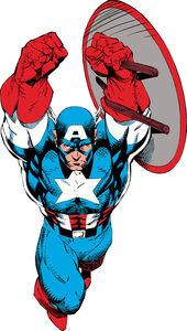 Captain-America-Marvel-Comics-Avengers-Steve-Rogers