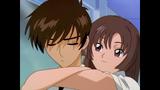 Cardcaptor Sakura - Nakuru abbraccia Touya!