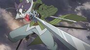 Nyanta- Combat Mode