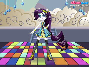 Rarity Dance Magic