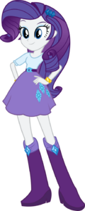 Rarity vector equestria girls by mlp mayhem-d6gixl2