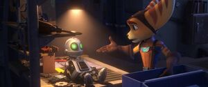 Ratchet and Clank (movie)