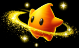 SMG2 Co Star Luma Spin Artwork