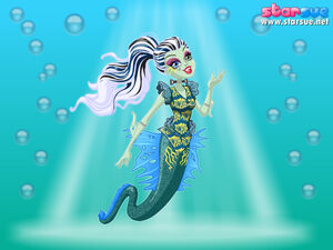 Frankie stein ghoulfish by user15432-dbb3vjd