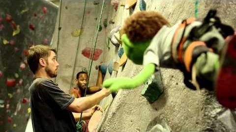 LendingTree Commercial Rockclimbing