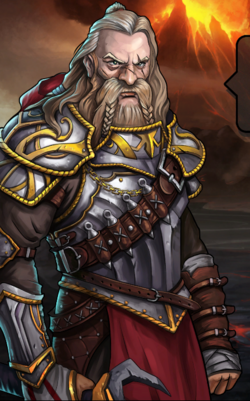 Luther from Gems of War
