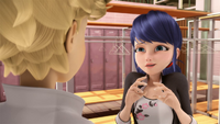 The Evillustrator - Adrien and Marinette 04