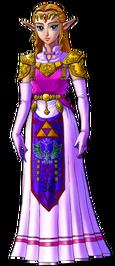 Adult Princess Zelda (Ocarina of Time)