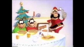 Cookie Crisp Commericals - 1977 to 2001