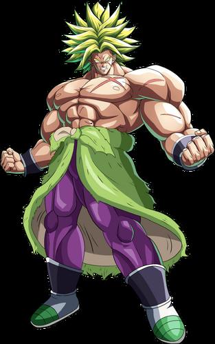 Legendary Super Saiyan