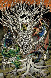 Justice League Dark Vol 2 7 Textless Variant