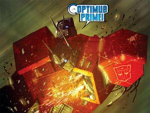 RID26 my name is optimus prime