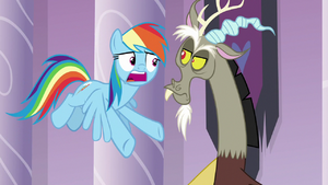 Rainbow Dash a little more helping S9E2