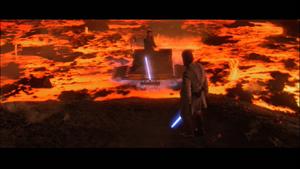 Vader lavaflow
