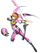 Yukari P4A Full Artwork