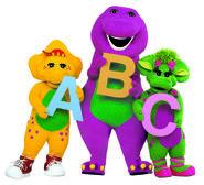 Barney Baby Bop Bj ABC