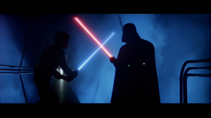 Darth Vader learned