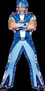 Nick Jr. LazyTown Sportacus 1
