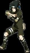 Sasuke chunin exam render by xuzumaki-d4aej0a
