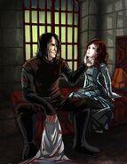 The Hound and Sansa