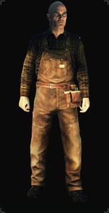 Agent 47-Mechanic