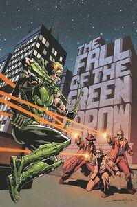 Green Arrow Vol 5 15 Textless