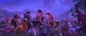 Ice Age Heroes, Dino-Birds and Geotopians