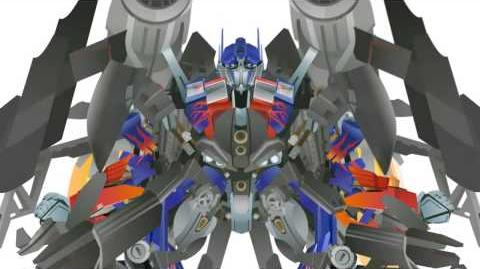 JETFIRE & OPTIMUS Combine - Short Flash Transformers Series