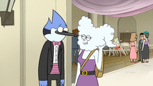 S6E28.041 CJ Thanking Mordecai for His Compliment