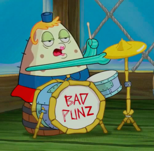 SpongeBob SquarePants - Mrs. Puff 2015 Movie