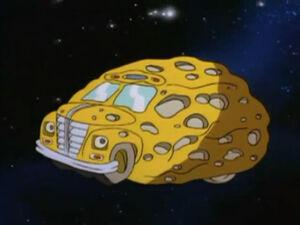 The Magic School Bus as an Asteroid