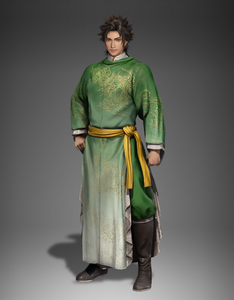 Zhang Bao Civilian Clothes (DW9)