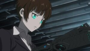 Akane Tsunemori- Dominator 2