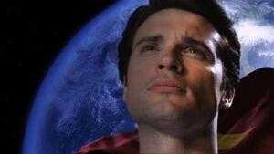 Clark-as-Superman