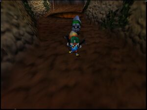 Conker's Bad Fur Day 64 conker and rodent