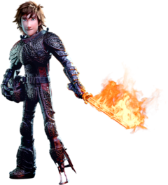Hiccup Httyd 3 render