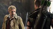 John Constantine meets Oliver Queen