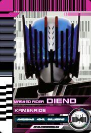 Kamen Ride Diend