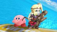 Kirby and viridi by user15432-db7q6wk