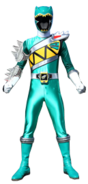 Kyoryu-green-armedon