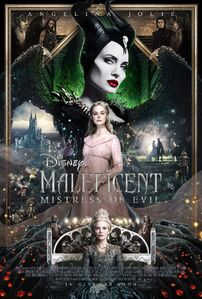 Maleficent Mistress of Evil - International Poster 2