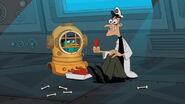 Perry Doofenshmirtz Zinc Foil