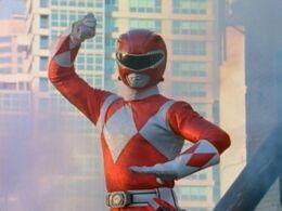 Rocky Red Ranger