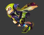 Agent 3 Inkling