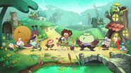 Amphibia Characters