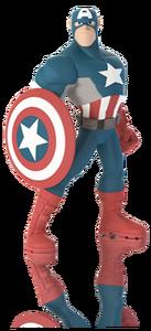 Capitán América en Disney Infinity
