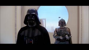Darth Vader Boba Fett