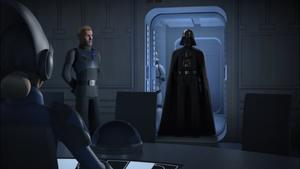 Darth Vader conference