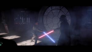 Darth Vader strength